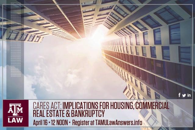 CARES Act HOUSING-1