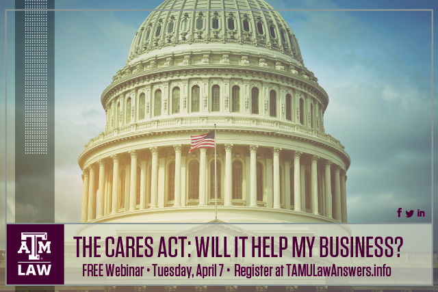 CARES Act Webinar 2 Small Business-1