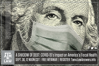 Shadow of Debt webinar graphic